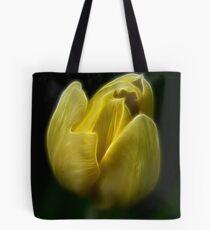 Tulip Fractal Tote Bag