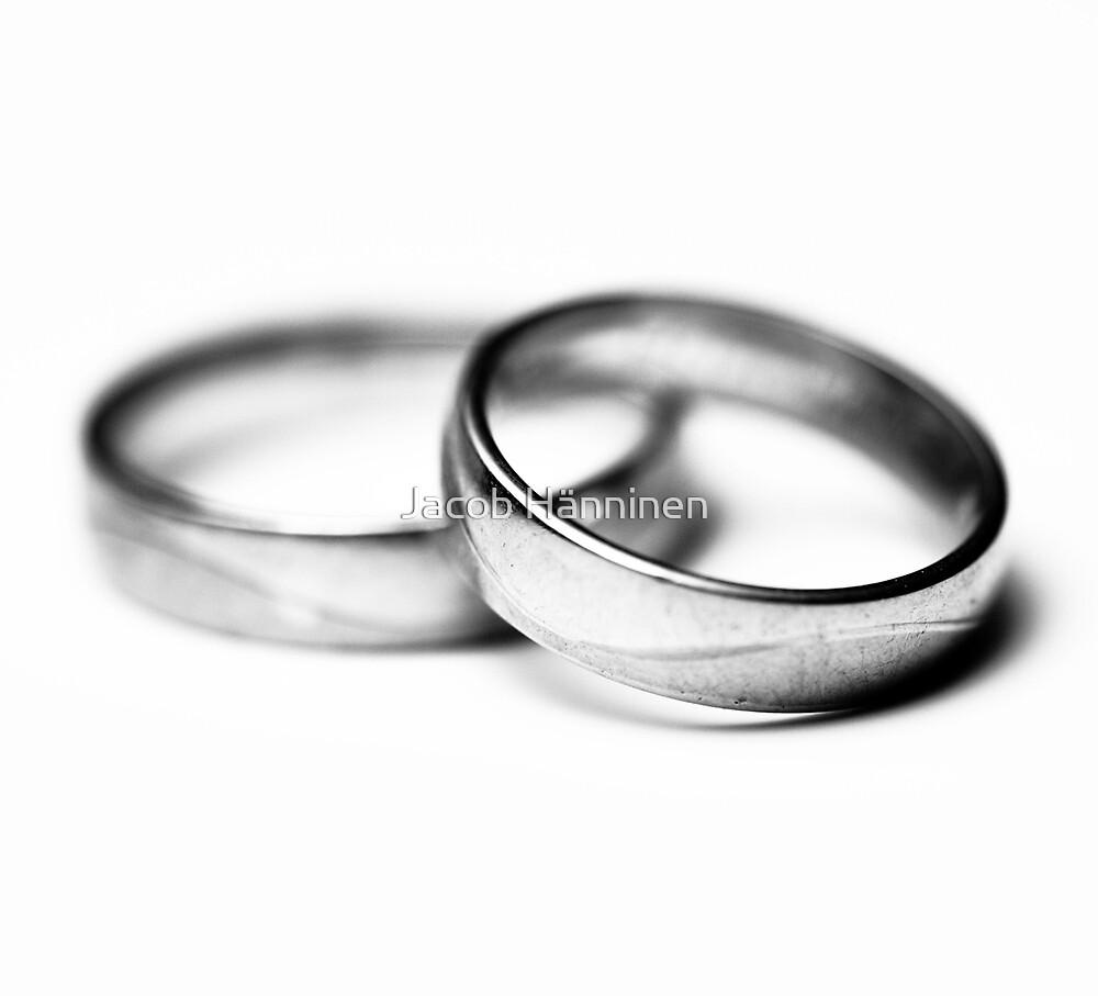 Wedding Rings by Jacob Hänninen