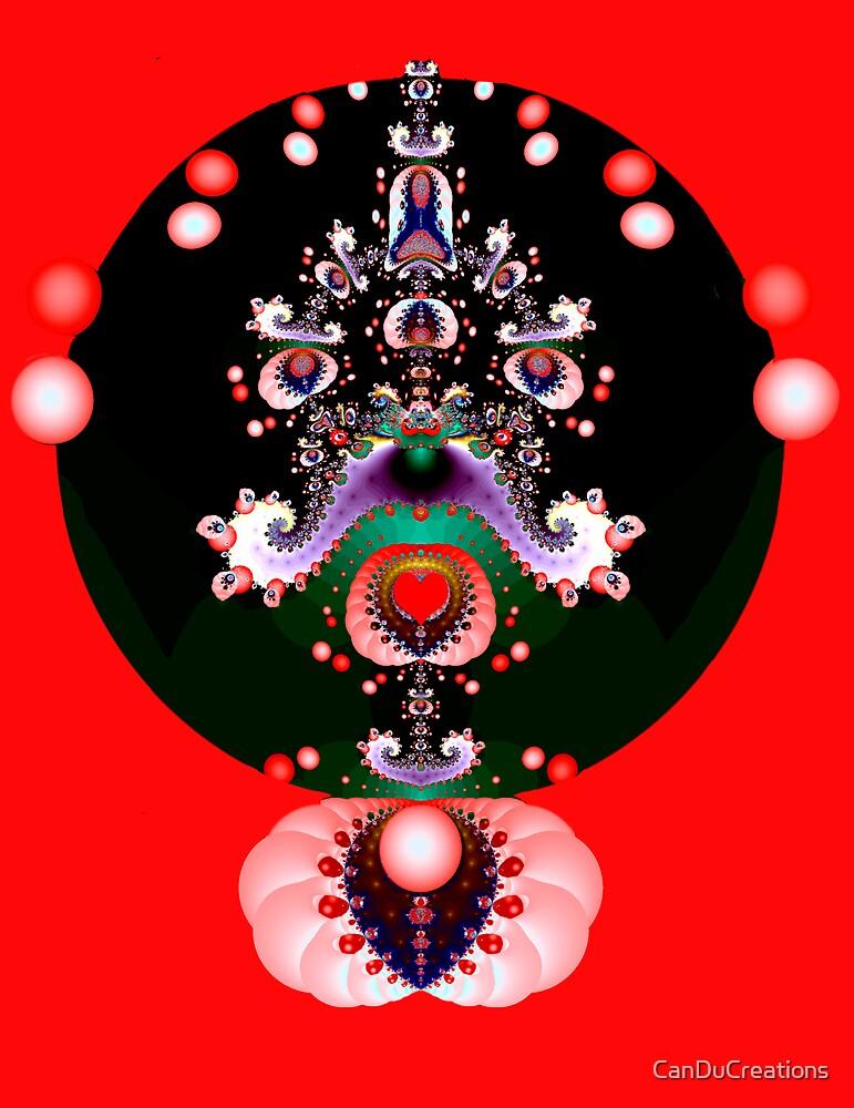 Decorative Valentine Design by CanDuCreations