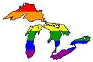 Great Lakes Pride! by Sun Dog Montana