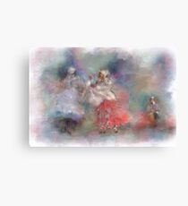 Jubilation Canvas Print