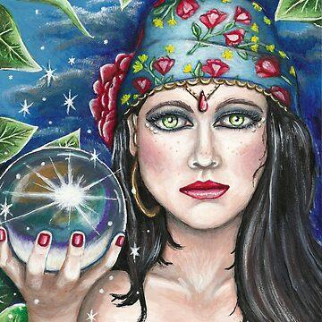 Gypsy by TASIllustration
