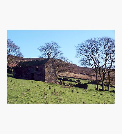 The Barn #6 Photographic Print