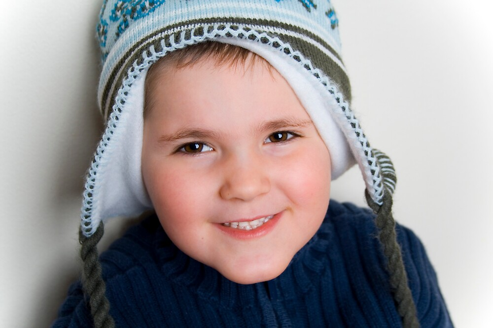 Winter Hat Series: Jacob by Melissa Arel Chappell