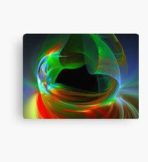 The new robot Canvas Print