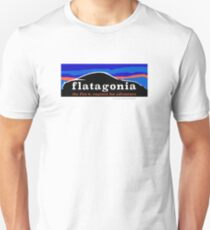 Flatagonia - Flat 6 Engine Adventure Unisex T-Shirt