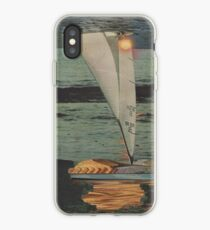 Sun Set Sail iPhone Case