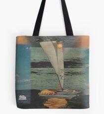 Sun Set Sail Tote Bag