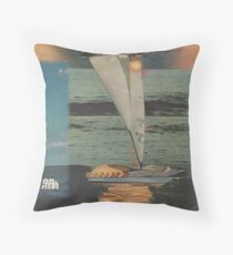 Sun Set Sail Floor Pillow