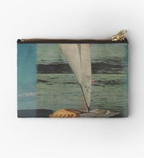 Sun Set Sail Studio Pouch