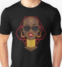 Dora Milaje: Move,or You Will Be Moved (version 1) Unisex T-Shirt
