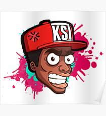 ksi actor comedian rapper Poster