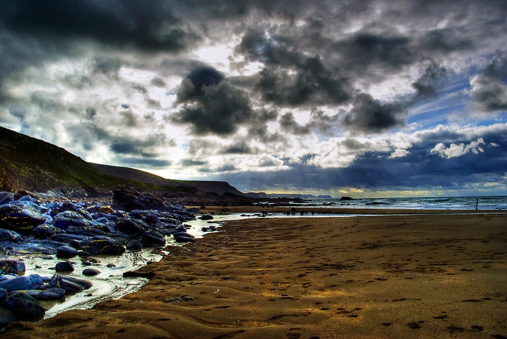 Strangles Cornwall by David Wilkins