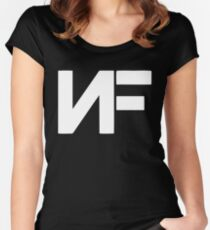 NF Rapper Women's Fitted Scoop T-Shirt