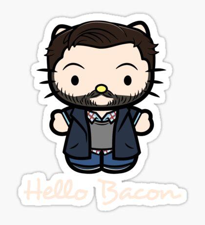 Everyone Loves Bacon Sticker