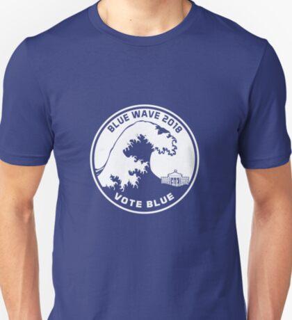 Blue Wave 2018 Vote Blue T-Shirt