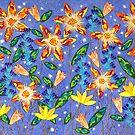 Radiant Garden  by Lisafrancesjudd