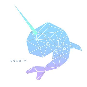 Gnarly narwhal by The-Great-Tree