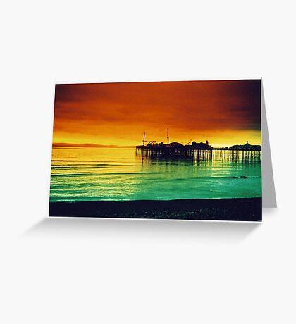Brighton XPro Greeting Card