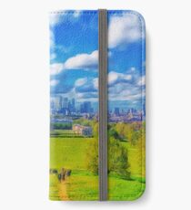 London - Greenwich I iPhone Wallet/Case/Skin