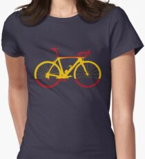 Bike Flag Spain (Big) T-Shirt