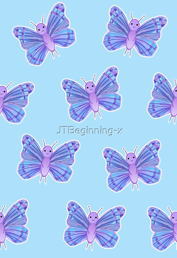 Butterfly Pattern by JustTheBeginning-x (Tori)