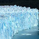 Perito Moreno Glacier, Argentina by Monica Di Carlo