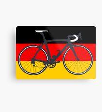 Bike Flag Germany (Big - Highlight) Metalldruck