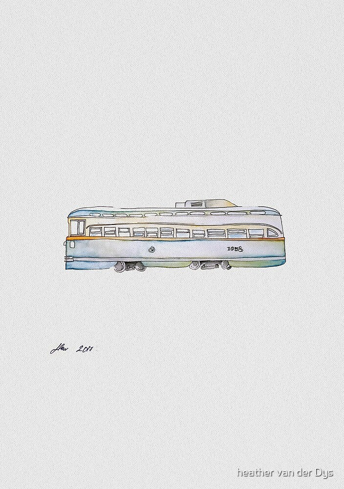 San Francisco | Trolly Car by vanderdys