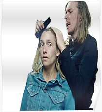 alex cameron and jemima kirke Poster