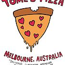 Tome's Pizza by Tom Alsop