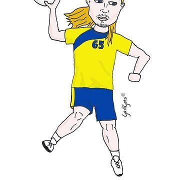 Lukas Nilsson by garigots