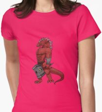 Zarbanon the Barbarian Women's Fitted T-Shirt