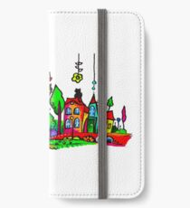 Little Houses iPhone Wallet/Case/Skin