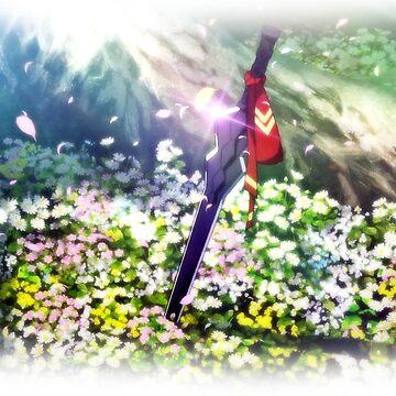 Yuuki's Sword by Andyzter