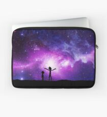 Rick and Morty Laptop Sleeve