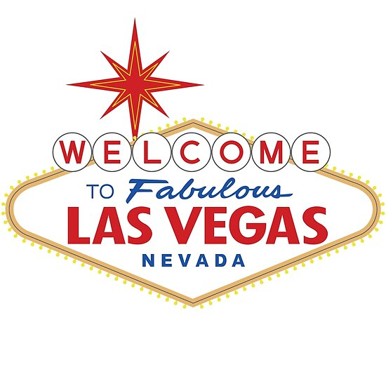 welcome to fabulous las vegas sign posters by worldofsigns redbubble. Black Bedroom Furniture Sets. Home Design Ideas