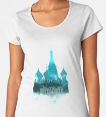 When People say Impossible | Shadow and Bone Women's Premium T-Shirt