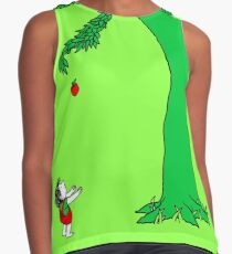The Giving Tree Contrast Tank