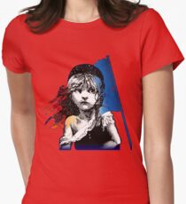 Les Mis Women's Fitted T-Shirt