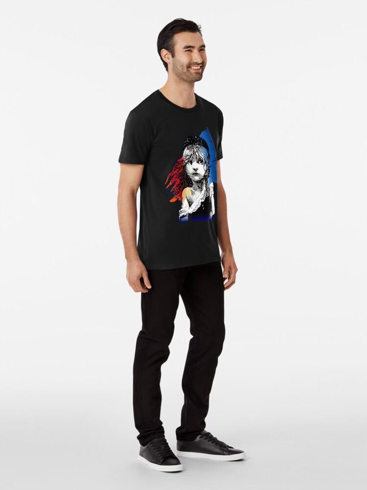Vista alternativa de Camiseta premium Les Mis
