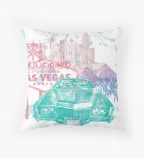 Fear & Loathing Throw Pillow