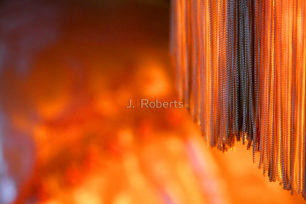 Lampe by J.  Roberts