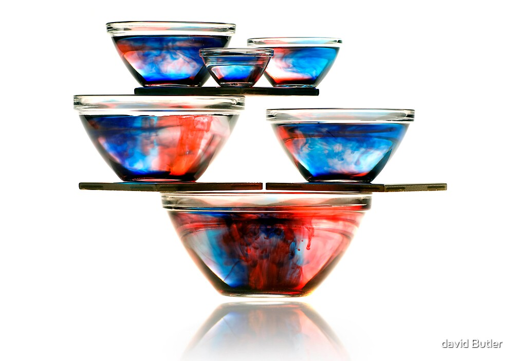 Bowls by david Butler