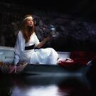 The Lady of Shalott by slave2thebean