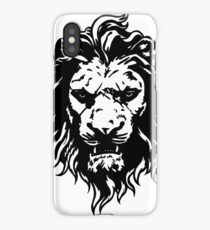 Lion of Judah II by Don G iPhone Case/Skin