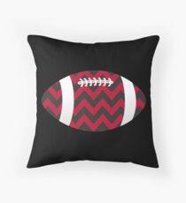 Georgia Football Throw Pillow