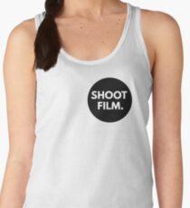 SHOOT FILM. Women's Tank Top