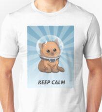 Keep Calm Kitty Unisex T-Shirt