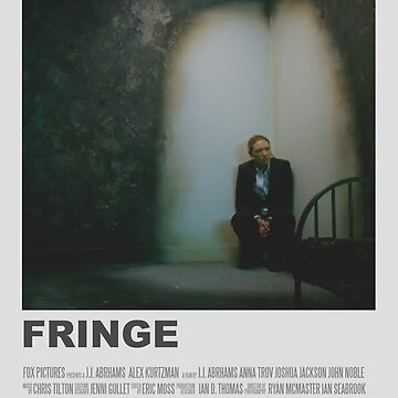 Fringe Minimalist Poster v.2 by AngelaFV